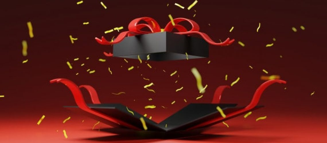 3d-rendering-black-gift-box-bomb-with-gold-ribbon-black-friday-christmas-happy-new-year-happy-birthday-boxing-day_45981-340